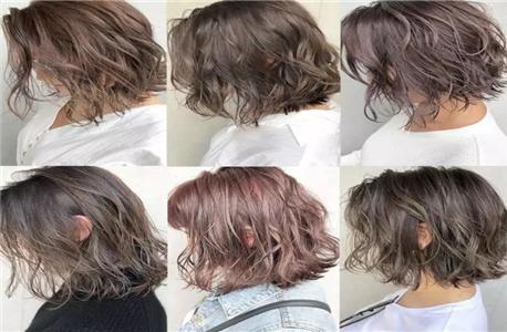 烫发的季节到了,看看最近流行什么吧