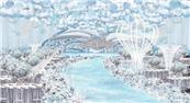 DODOWED婚礼手绘系列推荐之飓风婚礼手绘网红宝宝
