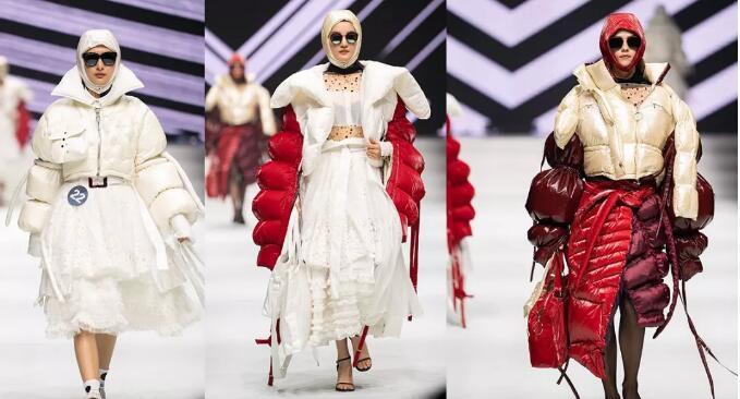 2019中国·平湖服装设计大赛(羽绒类)总决赛